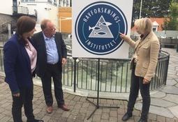 Ny logo til Havforskningsinstituttet får språk-kritikk