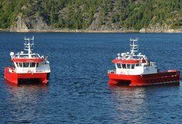 Moen Marin leverer fire nye lokalitetsbåter til Lerøy Midt