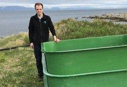 Vil etablere «akva-gartneri» på Andøya