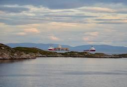 Havmerden mer enn dobler folketallet på Sørburøy