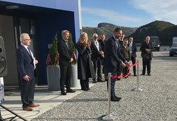 Havbruksparken Midt-Norge offisielt åpnet
