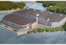Nå vil Lerøy bygge nytt landbasert anlegg for en milliard