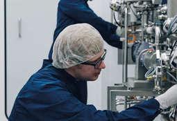 Benchmark med ny vaksinefabrikk og produksjon av antigen for fisk