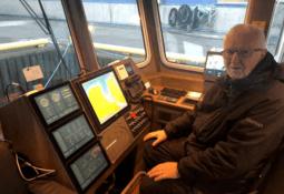 Batteribåten Astrid Helene snart klar