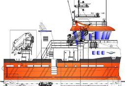 Nærøysund Aquaservice AS kontraherer arbeidsbåt fra Moen Marin AS