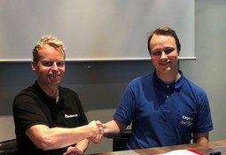 Samarbeidsavtale mellom Fluctus og CageEye