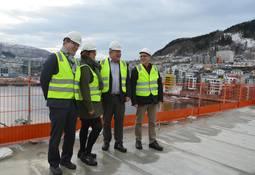 Kranselag for Cargill og Lerøy