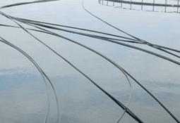 Fôrtransport gjennom vatn gjev ikkje plastforureining