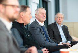 SalMar og NTNU etablerer nytt professorat innen havbrukskybernetikk