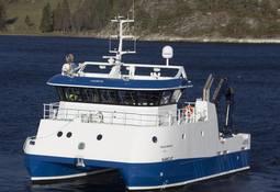 Satser for fullt på arbeidsbåter med batteridrift