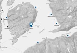 Lakserømming i Hardangerfjorden