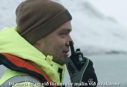 Arnarlax viser frem lakseproduksjonen på Island