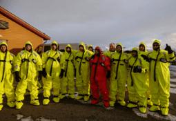 Oppdrettere overgår HMS-krav med egne rutiner