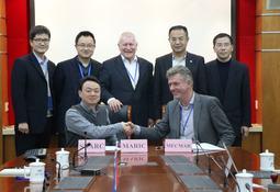 Os-bedrift fornyer kinesisk marineflåte