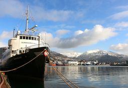 Ukens skipsbesøk: M/S Sunnhordland