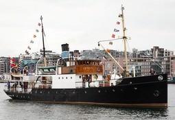 DS Børøysund - En 110 år gammel perle