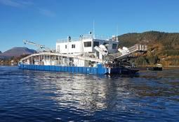 Hydrolicer barges prove popular