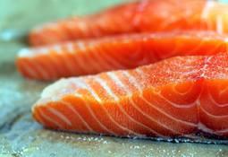 Precio del salmón noruego cae 3,33% en una semana