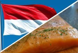 Prochile: el mercado del salmón congelado en Indonesia