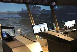 Abrenel primer simulador dewellboats del mundo
