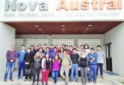 Porvenir: Nova Austral capacita a 250 de sus colaboradores