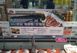 Salmonicultora chilena marca presencia en Japón