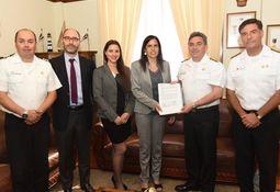 Directemar y Superintendencia de Medio Ambiente firman Protocolo de Cooperación