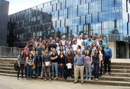 Culminó curso internacional sobre cambio climático y acuicultura