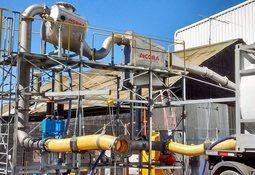Ancora Chile destaca las ventajas de los tanktainers en salmonicultura