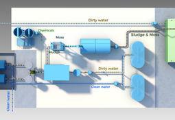 Nueva tecnología para reciclar los desechos de piscicultura