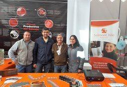 SalmonChile participó en V versión de Feria Exposabores en Pucón