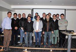 Enseña Chile desarrolló experiencia pionera en Salmones Blumar