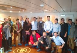 Presidenta nacional de la CUT se reúne con trabajadores de Solvtrans