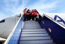 Importadores y exportadores conocieron proceso de logística aérea
