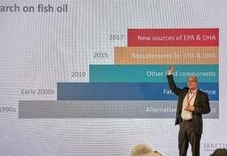 Skretting presentó nueva dieta para salmones producida sin aceite de pescado