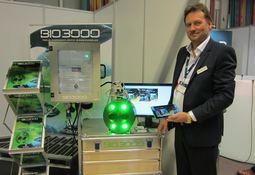 """Introducen sistema de medición de biomasa basado en """"luz verde"""""""