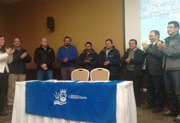 Salmones Camanchaca firma acuerdo de buenas prácticas laborales con sus trabajadores