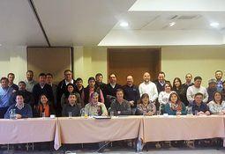 Directorio de Salmonchile y Coordinadora Nacional de Trabajadores del Salmón acuerdan fortalecer diálogo constructivo