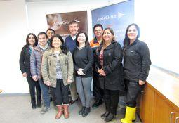 Aquachile firma acuerdo de cooperación con sus trabajadores