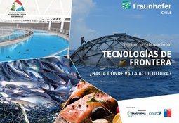 Investigadores se preparan para exponer sobre tecnologías de frontera en acuicultura