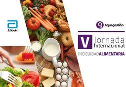 Aquagestion: este viernes comienza V Seminario Internacional de Inocuidad Alimentaria