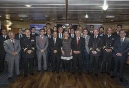 Celebran aniversario N° 199 de la Marina Mercante