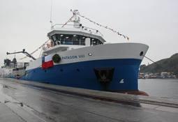 Patagonia Wellboat inaugura Patagón VIII, el wellboat más grande construido en Chile