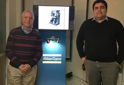 Atlas Copco incrementa su interés en la industria salmonicultora