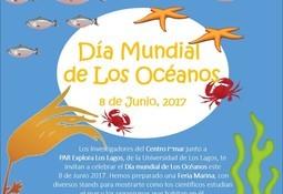 Invitan a celebrar el día mundial de los océanos