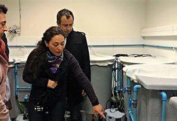 CBA de la USACh inaugura moderna Unidad Experimental de Peces