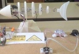 Desarrollan pez robot para monitoreo ambiental