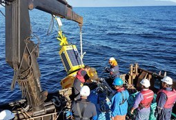 Instalan moderno sistema de observación oceanográfico