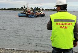 Fiordo Austral prepara simulacro FAN en Puerto Chacabuco