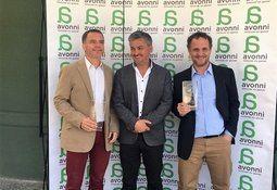 Empresa de tecnología para salmonicultura gana Premio Avonni 2016